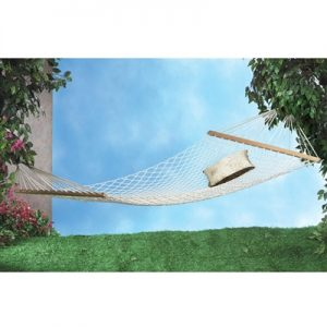 Recycled Cotton Two-Person Hammock