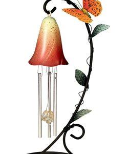 Belle Fleur Solar Chime