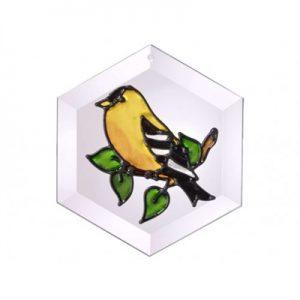 Goldfinch Suncatcher