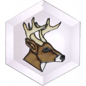 Deer Suncatcher