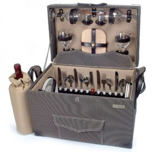 The Weekender Collection Picnic Basket