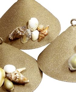 Seashell Sprite Solar Chime