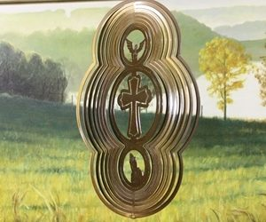 Cross Wind Spinner – Copper Starlight