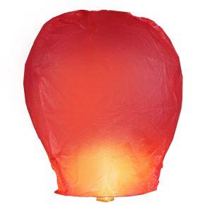 Sky Lantern – Red 4ct