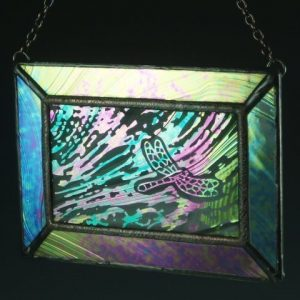 Dragonfly Mini Window III, Med.