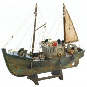 Decorative Fishing Boat Model