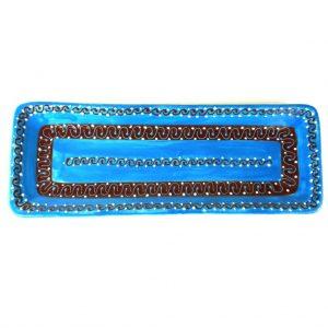 LONG PLATTER – AZURE BLUE – ENCANTADA