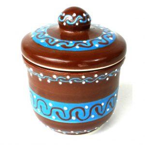 SUGAR BOWL – CHOCOLATE – ENCANTADA
