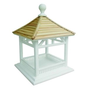 DREAM HOUSE FEEDER – PINE SHINGLE ROOF