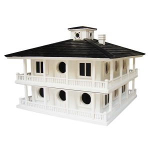 CLUBHOUSE BIRDHOUSE FOR PURPLE MARTINS