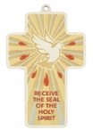 3 3/8″ X 5″ LASER CUT WOOD CONFIRMATION CROSS