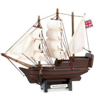 Ship Model – Mayflower – 6 inches