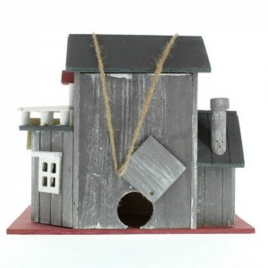 Biker Bar Highway Hide Away Bird House