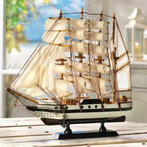 Ship Model – Passat Tall Ship