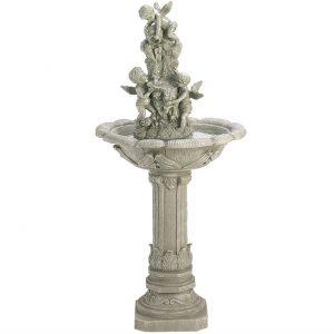 Cherubs Garden Fountain