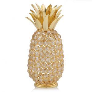 Pina Oja Cristal Gold Pineapple