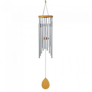 Classic Aluminum Waterfall Wind Chimes – 28 inches