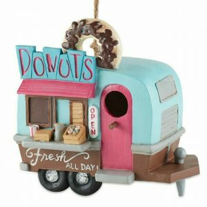 Donuts Food Truck Birdhouse