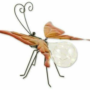 Butterfly Solar Fairy Light Garden Decor